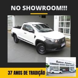 Nova Strada Pronta Entrega Endurance No Showroom Saveiro Montana Toro F250