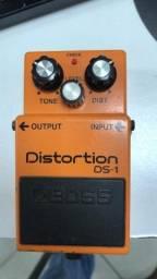 Título do anúncio: Pedal Boss DS1 distortion