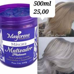 Título do anúncio: Vendo máscara Matizador Loiros 25,00