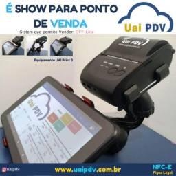 Título do anúncio: PDV Completo para vendas (com ou sem emissão de NFC-E)