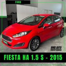 FORD FIESTA HA 1.5 S - 2015