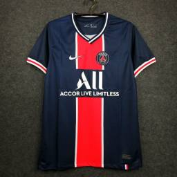 Camisas oficiais PSG 2020/2021