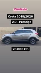 Título do anúncio: Creta 2.0 Prestige