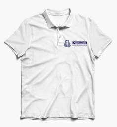 Camisa Polo Personalizada - Fazemos Qualquer Estampa