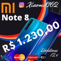 Xiaomi Note 8 64gb 4gb de ram