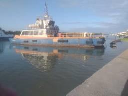 Catamarã 25m
