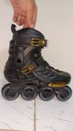 Patins Oxer Darkness Gold -42