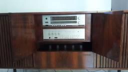 Rádio Vitrola Telefunken S 601 AM/FM