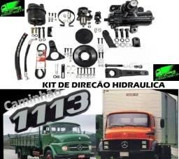 KIT Direção Hidraulica MB1113 MB608