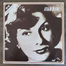 LP Disco De Vinil Marlene - Série Ídolos Da MPB Nº 18 *excelente estado