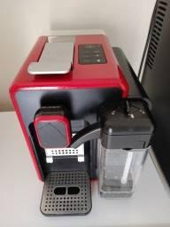 Cafeteira Espresso Barista Vermelha - TRES da 3corações