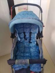 Vendo carrinho de bebê colchão e uma cômoda
