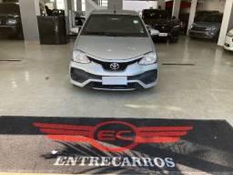 Título do anúncio: Toyota Etios sedan blindado