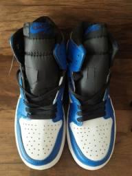 Tênis Nike Air Jordan 1 Mid 37Br