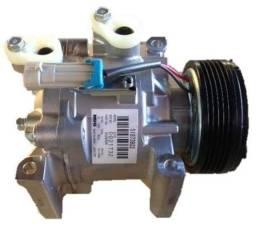 Compressor mhi do ar condicionado para Grand Siena tetra fuel
