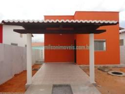 Linda Casa No Melhor De Extremoz/RN - Entrada Zero (0,00)