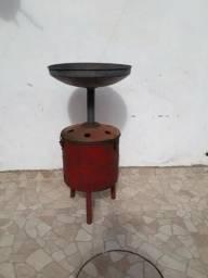 Pingadeira de oleo mais uma bomba de graxa manual de 1,5KG