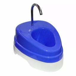 Fonte De Água Four Plastic 110v Azul Bebedouro para Gato