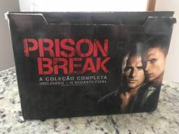 Pack dvd - prision break (todas as temporadas)