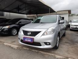 Nissan Versa SL 1.6 2012 Lindo - 2012