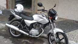 Honda cg 150 ks 2007 titam 4.200 - 2008