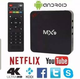 Smart Tv Box Mxq 4k Ultra Hd, 16gb,2gb Ram * Leia Descrição