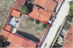 TE0006 - Lote/Terreno para venda com 510 M2 e 1 quarto em Messejana - Fortaleza - CE
