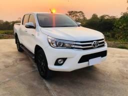 Hilux Srv 4X4 Diesel Aut. 2017 Oportunidade - 2017