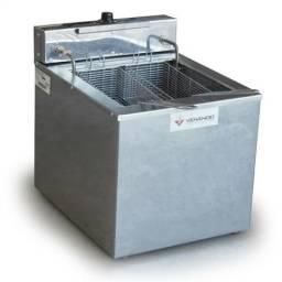 Fritadeira elétrica água e óleo 23 Lt - Venâncio