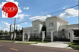 Casa residencial à venda, Royal Park, Ribeirão Preto.