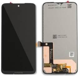 Display Tela LCD Touch Moto G7 Plus com Garantia