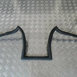Guidon para motos chopper e custon