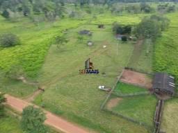 Sitio localizado no município de Ji-Paraná/RO