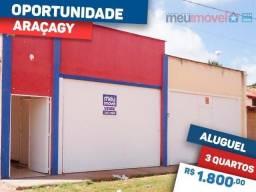 Casa duplex com 3 quartos sendo 1 suíte, no Araçagy - CA0093