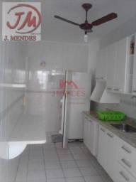 Apartamento com 1 dorm, Ocian, Praia Grande - R$ 200.000,00, 57m² - Codigo: 616...