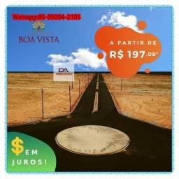 Loteamento com excelente Localização na BR 116 pertinho de Fortaleza