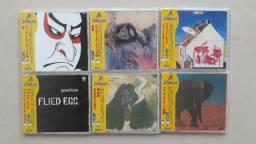 Bandas de Rock Progressivo do Japão - Preço da unidade s consulta