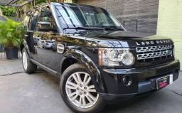 Land Rover Discovery 4 SE 2.7 4X4 TDV6 Diesel Automática 7 Lugares