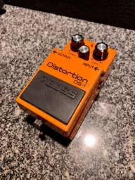 Pedal Boss Distortion DS-1 ( TROCO )