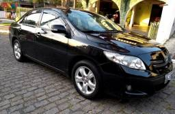 Toyota Corolla 2011, Xei, automático com GNV 5º G e baixa km, estudo trocas