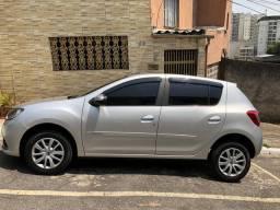 Renault Sandero Express 2018 1.0 12v. Completo apenas 49.000km novo!Transf Financto
