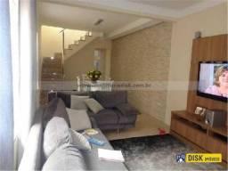 Sobrado com 2 dormitórios à venda, 190 m² por R$ 420.000,00 - Jardim Tupã - São Bernardo d