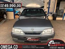 CHEVROLET OMEGA 4.1 SFI CD 12V GASOLINA 4P MANUAL