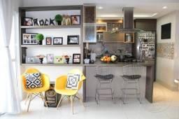 Apartamento com 2 dormitórios à venda, 98 m² por R$ 740.000 - Tamboré - Santana de Parnaíb