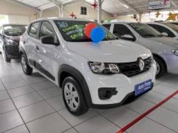 Renault Kwid Zen 1.0 Flex - 2019 - Completo - 26 Mil Km - Único Dono