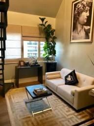 Apartamento à venda com 1 dormitórios em Moema, São paulo cod:RE2348