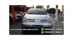 Nissan LIVINA GRAND SL 1.8 16V Flex Fuel Aut. 2010/2011