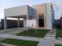 Casa com 3 dormitórios à venda, 110 m² por R$ 320.000 - Condomínio Mirante Vile