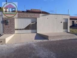 Casa recém construída à venda, 100 m² por R$ 235.000 - Cidade Jardim - Marabá/PA