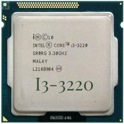 Processador core i3-3220 3.30ghz